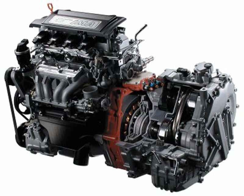 Honda Civic Hybrid Engines For